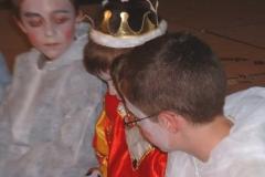 L'enfant roi et les automates